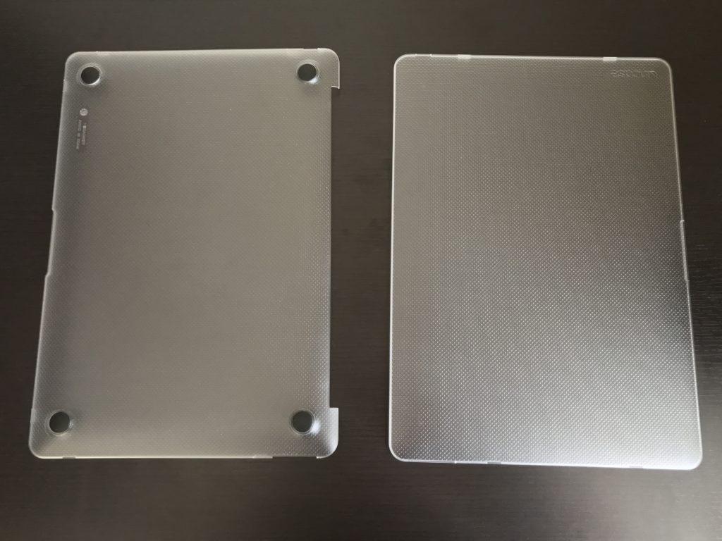 IncaseのMacBook Air2020年モデルのハードケース